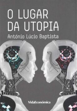 capa do livro lugar da utopia
