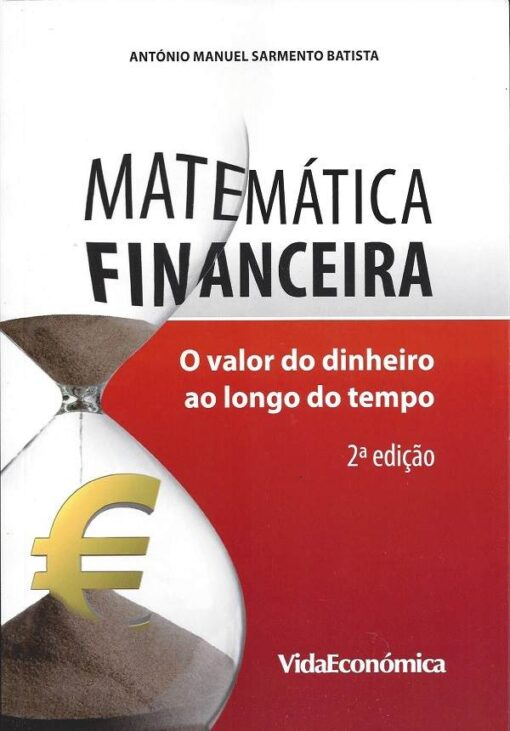 Capa do livro matemática financeira