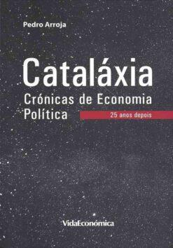 capa do livro cataláxia
