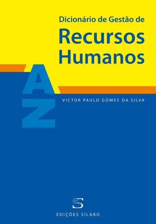 capa do livro dicionario de recursos humanos