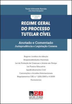 Regime Geral do Processo Títular Cível Anotado e Comentado