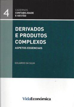 capa do livro derivados e produtos complexos