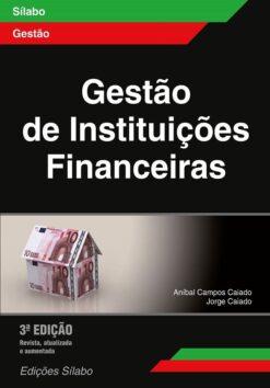 capa do livro gestao de instituicoes financeiras