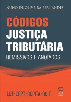 Códigos Justiça Tributária LGT-CPPT-RCPITA-RGIT