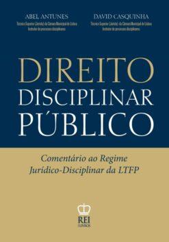 Capa Direito Disciplinar Público