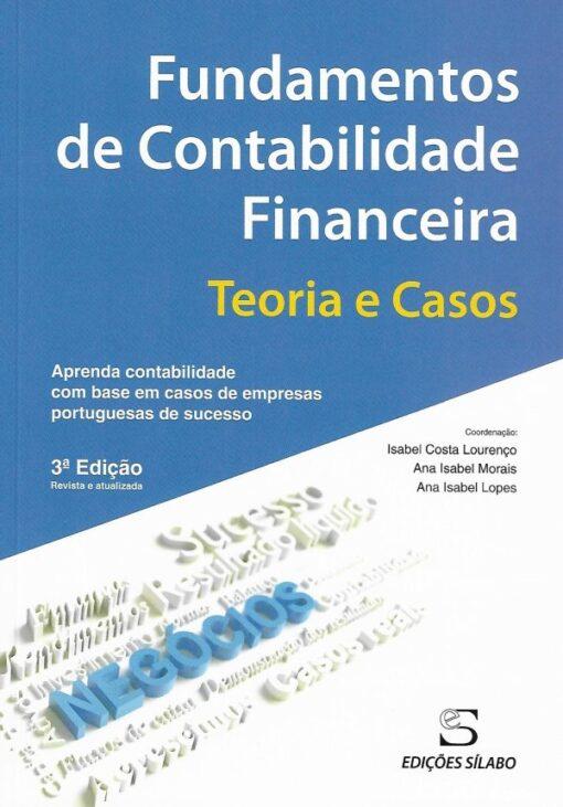 Capa Fundamentos de Contabilidade Financeira