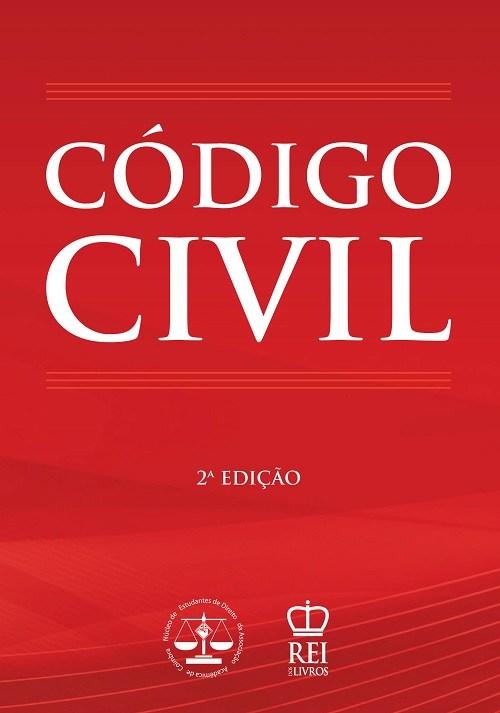 Capa do livro código civil 2ª