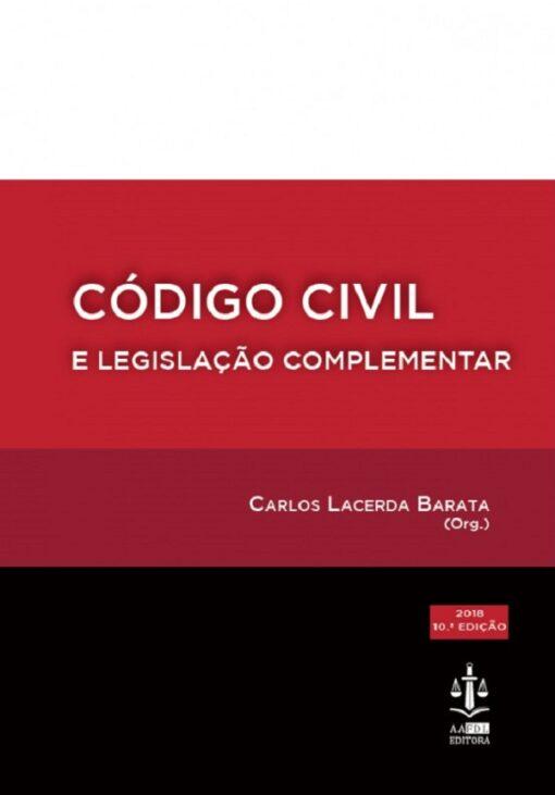 código civil e legislação complementar 10ªed