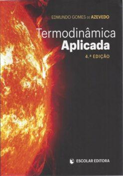 Capa Termodinâmica Aplicada (4ª Edição)