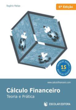 Capa do Livro Cálculo Financeiro Teoria e Prática