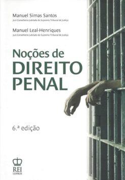 Noções de Direito Penal 6ª
