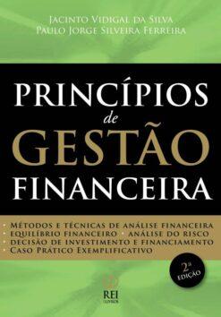 Capa do livro Princípios de Gestão Finaceira