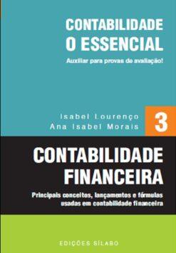 capa do livro contabilidade financeira