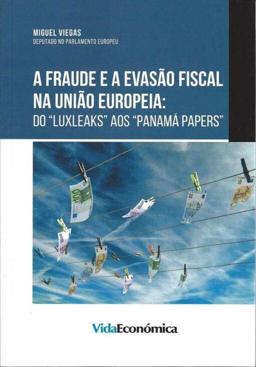 capa do livro a fraude e a evasão fiscal