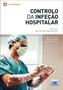 capa do livro Controlo infecao hospitalar
