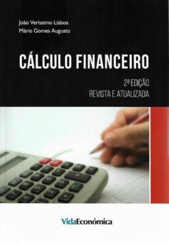 Capa do livro cálculo financeiro 2ªedicao