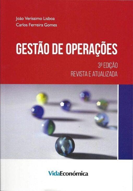 capa do livro gestão de operacoes 3ªEdicao