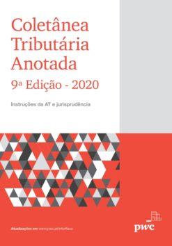 Capa do livro Coletanea Tributaria Anotada 2020