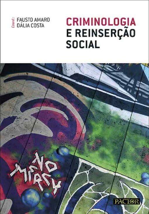 capa do livro Criminologia e Reinsercao Social