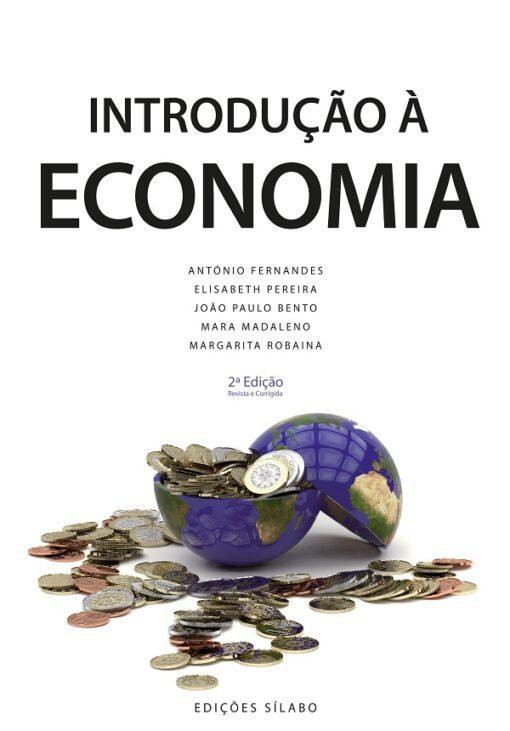 capa Introdução à Economia