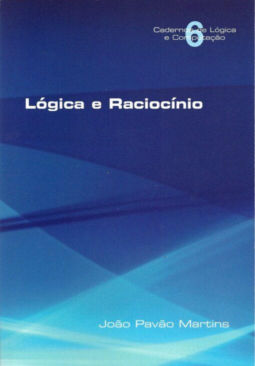 capa do livro Lógica e Raciocínio
