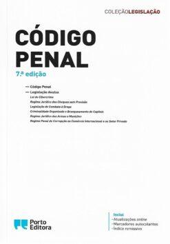 capa do livro Código penal