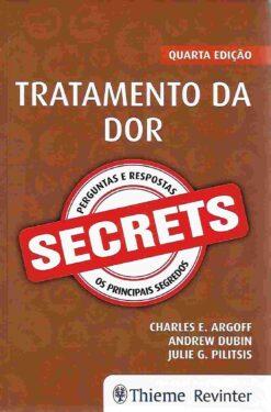 capa do livro Tratamento da Dor