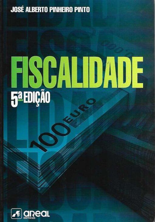 Capa do livro fiscalidade