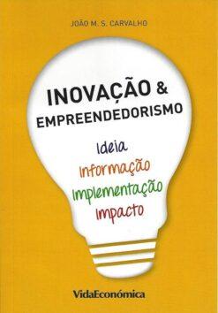 capa do livro inovação e empreendedorismo