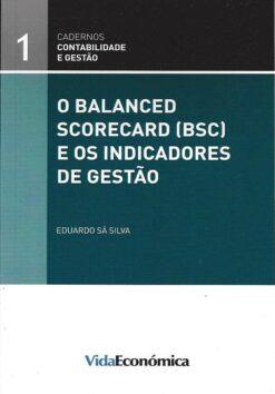 capa do livro o balanced scorecard