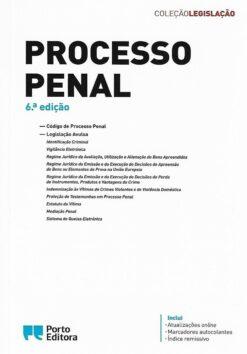 capa do livro processo penal