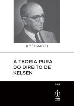 capa do livro A teoria pura do Direito de Kelsen
