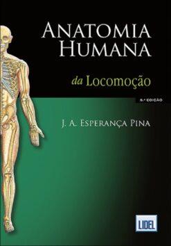 capa do livro Anatomia Humana da Locomoção