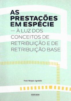 capa do livro As Prestações em Espécie