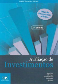 capa do livro Avaliacao de Investimentos