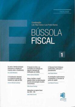 capa do livro Bússola Fiscal