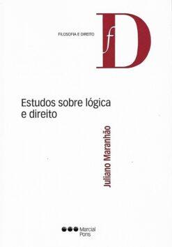 capa do livro Estudos sobre a lógica e direito