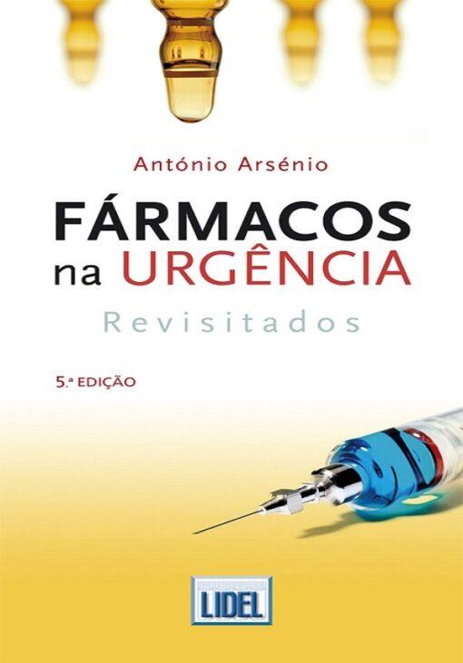 Capa do livro Farmacos Urgência Revisitados