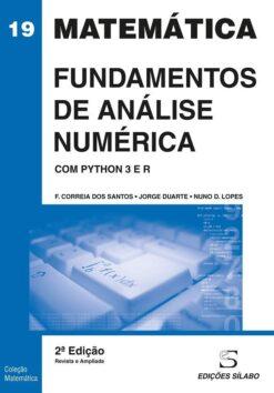 capa do livro Fundamentos de Análise Numérica