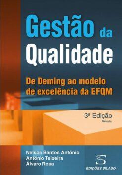 capa do livro Gestão da qualidade