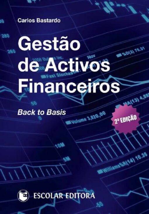 capa do livro Gestão de Activos Financeiros