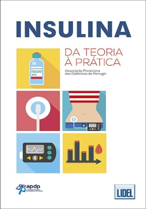 capa do livro Insulina da teoria à prática