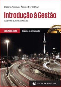 capa do livro Introdução à Gestão