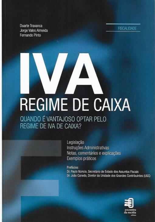 capa do livro Iva Regime de Caixa