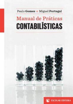 capa do livro Manual de Práticas Contabilísticas