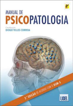 capa do livro Manual de Psicopatologia