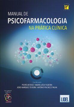 capa do livro Manual psicofarmacologia