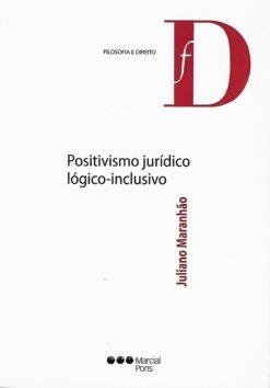 capa do livro Positivismo Jurídico lógico-inclusivo