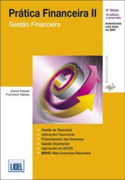 capa do livro Pratica Financeira II