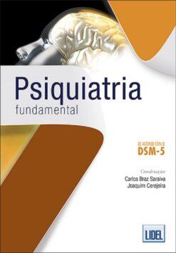 capa do livro Psiquiatria Fundamental